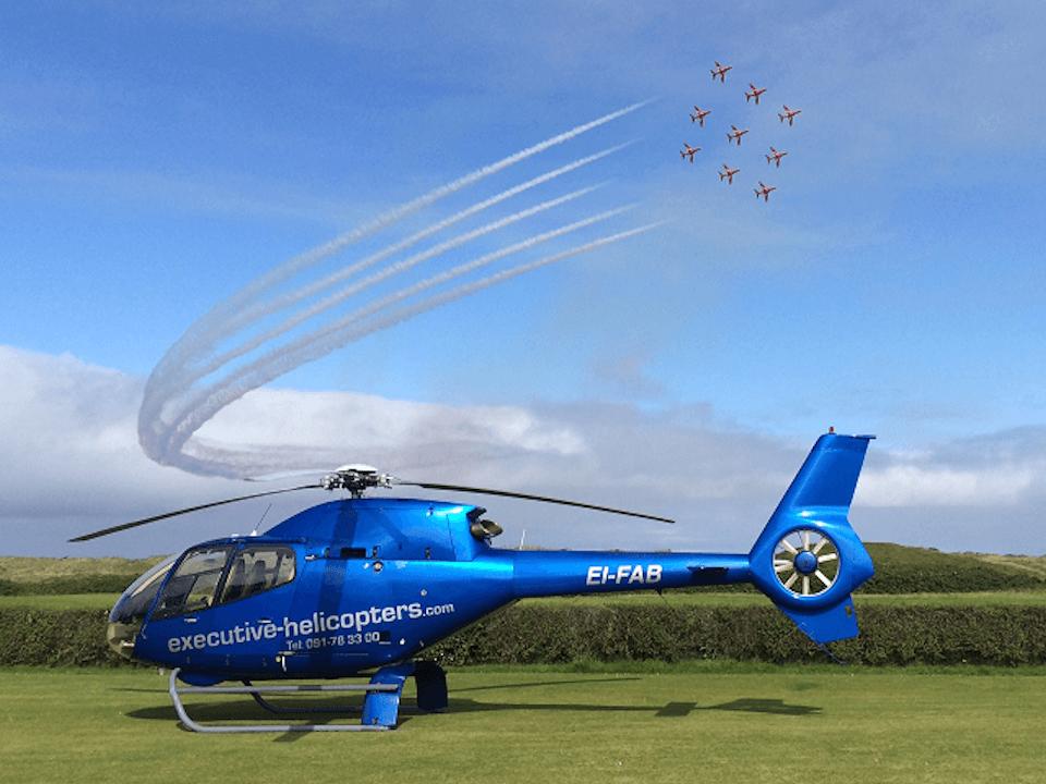 executive-helicopters-wedding-helicopter-hire-ireland