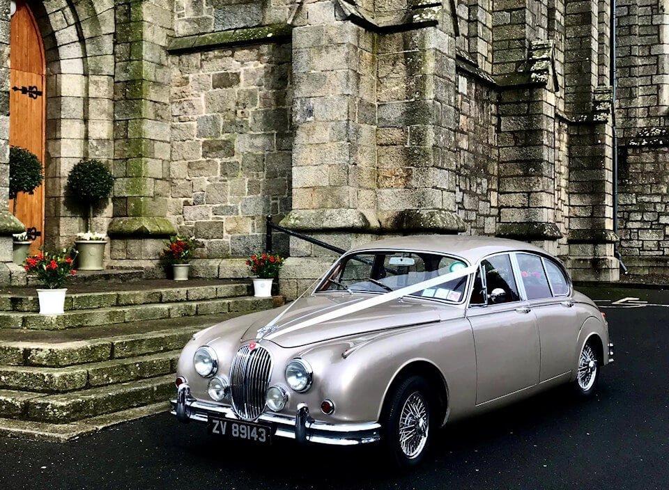 classic wedding cars ireland