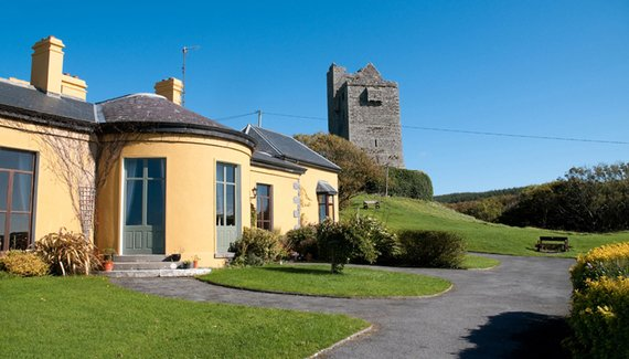 ballinalacken castle country house hotel wedding venue clare doolin