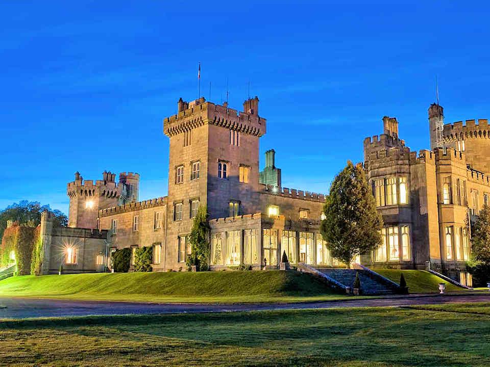 dromoland castle wedding venue clare hotel