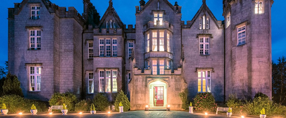 kinnitty castle wedding venue offaly