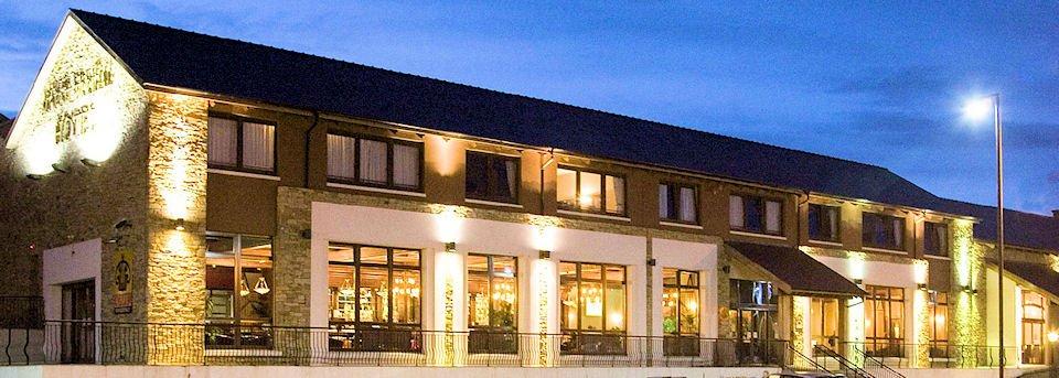 Image result for mount errigal hotel