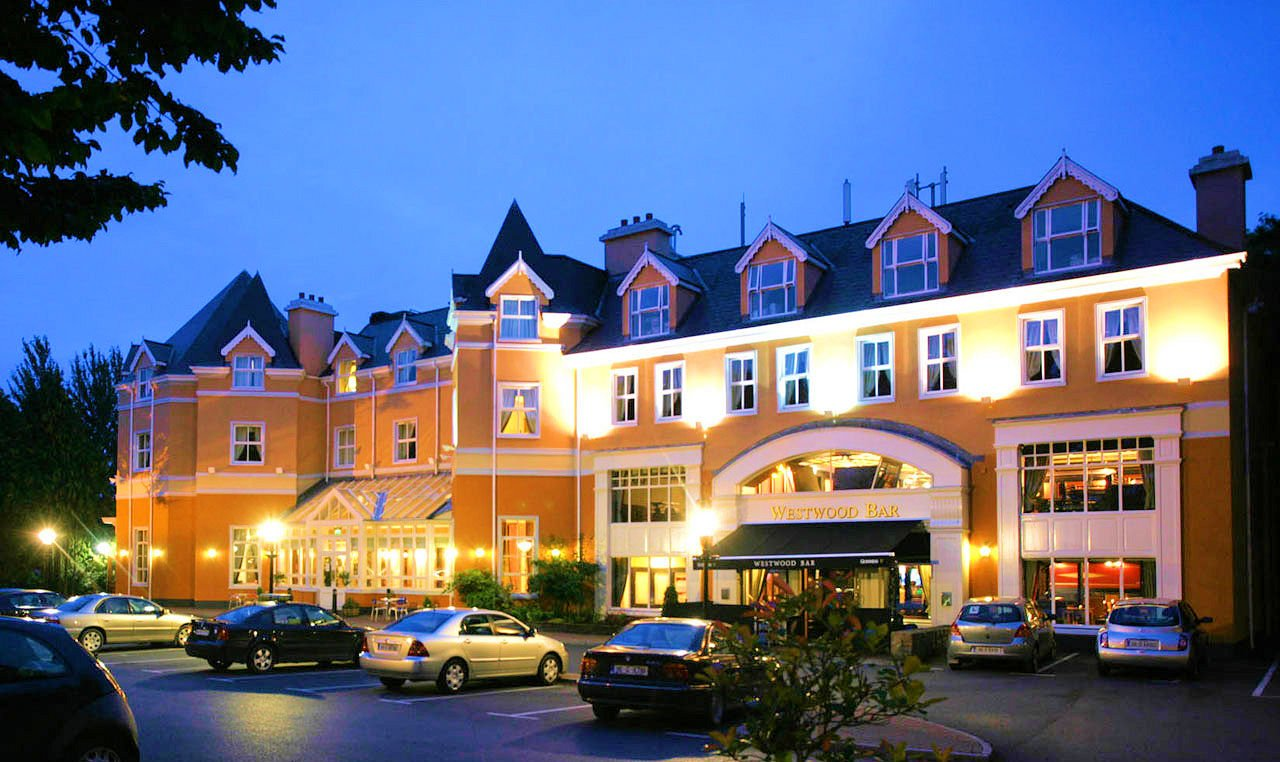 Quirky Restaurant Hotel