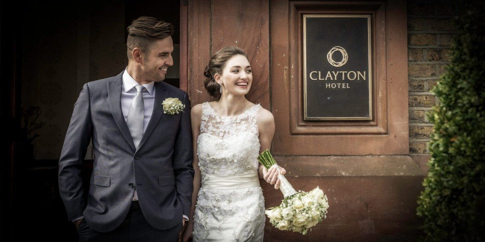 The clayton hotel cork city cork wedding venue for Most romantic wedding venues