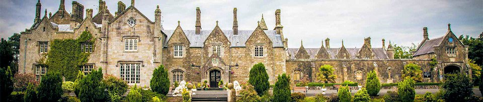 Weddings At Parkanaur Manor House
