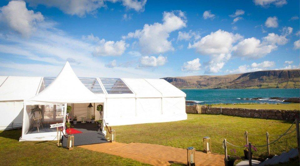 mclaughlin marquees tyrone   wedding venue  rmation
