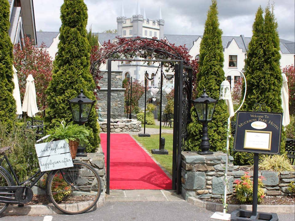 Killarney Park Hotel Image Gallery: Muckross Park Hotel, Kerry