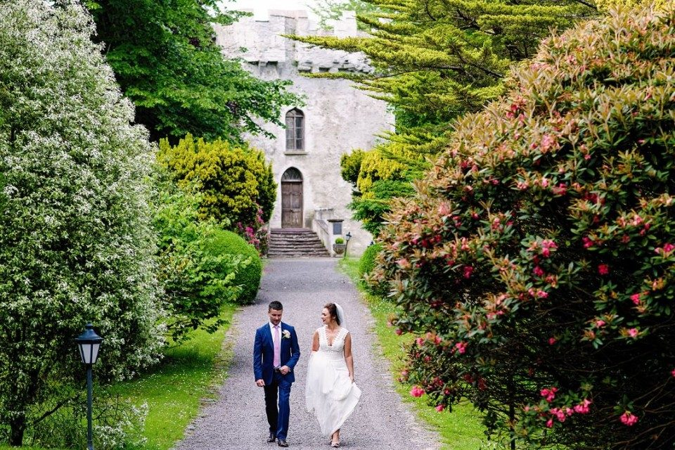 Dunloe Hotel Weddings Kerry Killarney