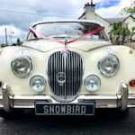 classic wedding car limo ireland
